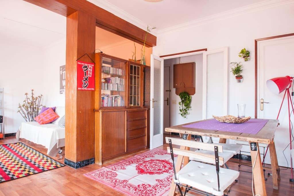 Sunny Terrace, Central Double Room