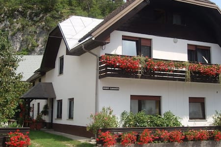 Apartment Gregorc - near Bled - Bohinjska Bela - Apartment