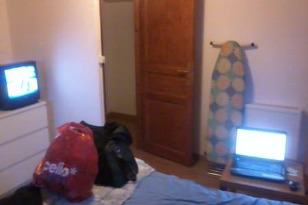 chambre bruz - Bruz - Apartment