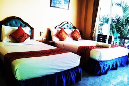 Aonang Bunk Village Resort (Standard Twin Bed) - Huoneisto