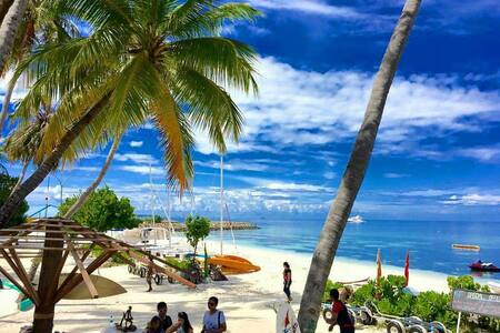 MAAFUSHI ISLAND - Maafushi - Haus