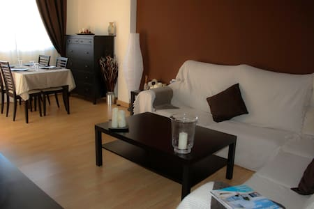 Cozy duplex Sea/mountain with Wifi - Las Gabias - Apartamento