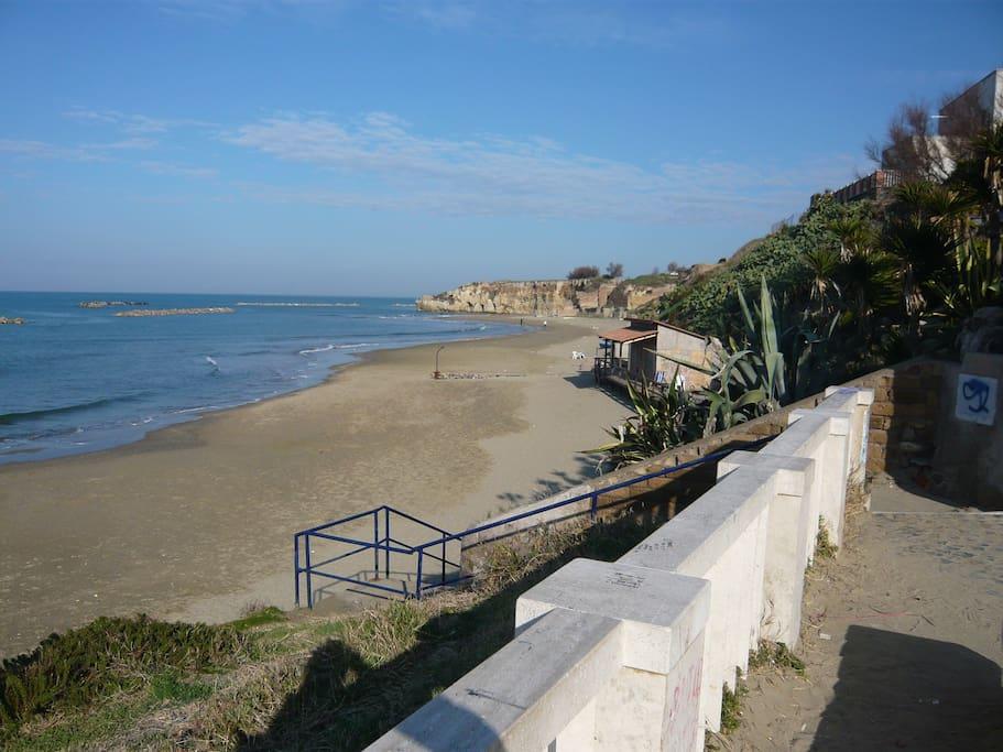 Seaside apartment in Anzio (Rome)