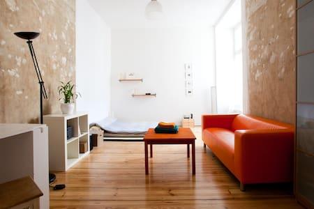 Very nice apartment, Bergmann area