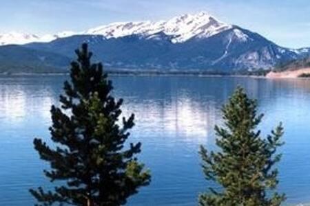 ON Lake Dillon,Great Mtn. Views too