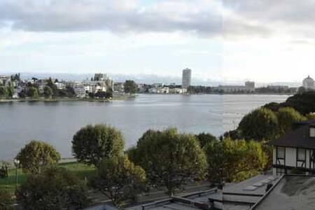 Spacious & Peaceful Lake Studio - Oakland - Condominium