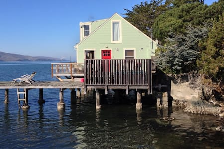 Bayglow Cottage, Point Reyes Area - Marshall - Talo
