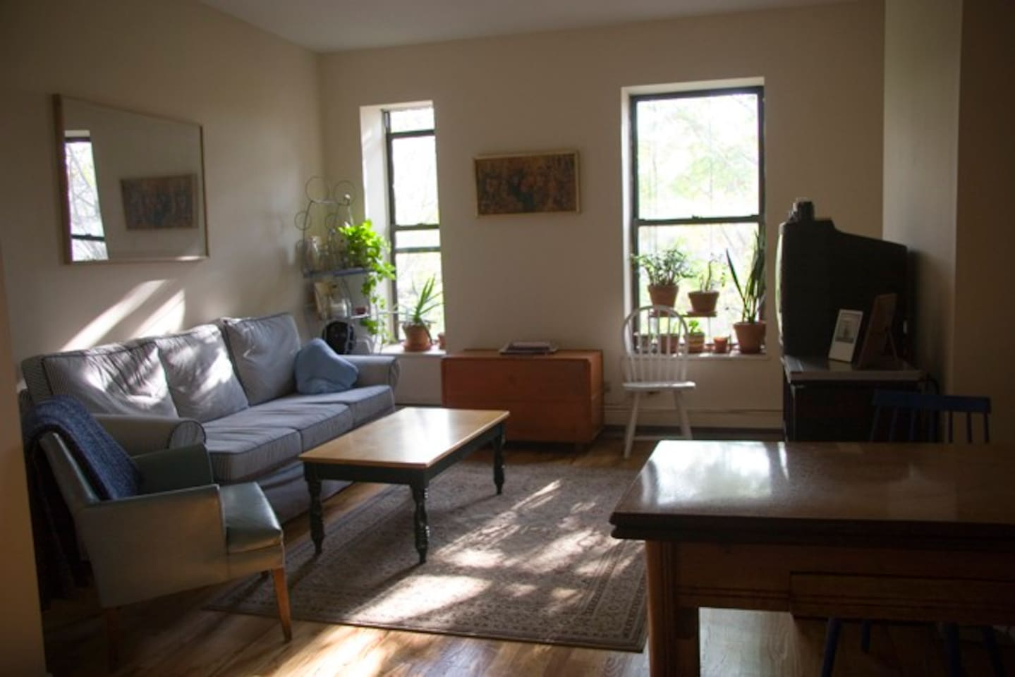 Quiet One Bedroom in Park Slope