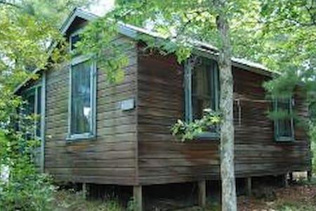Long Pond Cabin, a Rustic Retreat - Plymouth - Blockhütte
