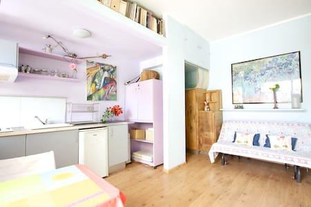 Lovely cozy studio near the beach