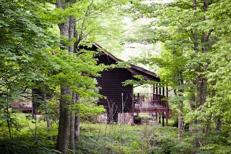 Beautiful cabin on Sugar Mountain - Cabin