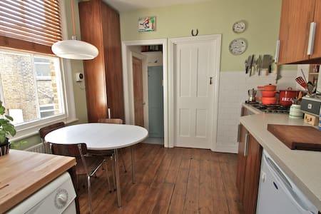 Beautiful Victorian apartment! - Greater London - Apartemen