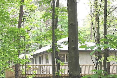 Honey Ridge - a quality experience! - South Bloomingville - Chalet