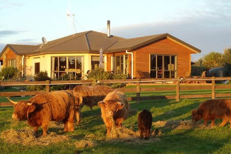 Ohau Highland Bed & Breakfast