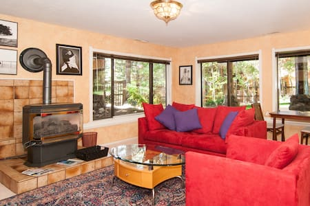 Private lower level Incline Village - Incline Village - Bed & Breakfast