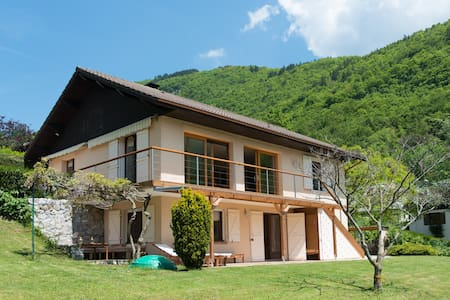 Panoramic views of the mountains - Villa