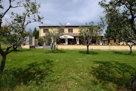la luna nel lago vicinanz Fano (PU) - San Giorgio di Pesaro - Wohnung