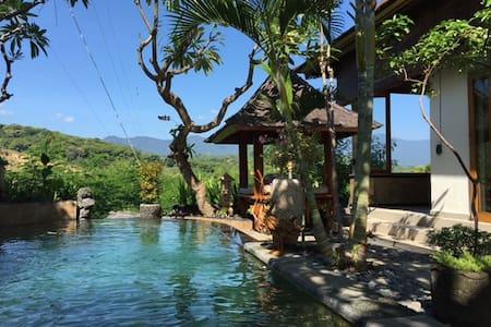 Villa Ananda beleef het dorpsleven - Seririt
