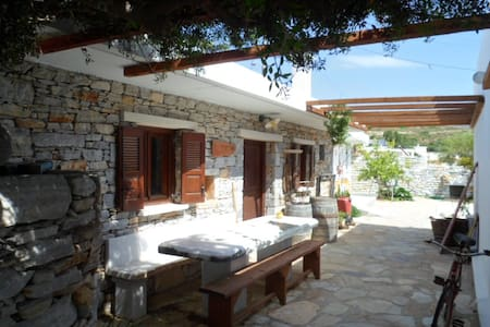 """Mitato"" traditional house in Naxos - 一軒家"