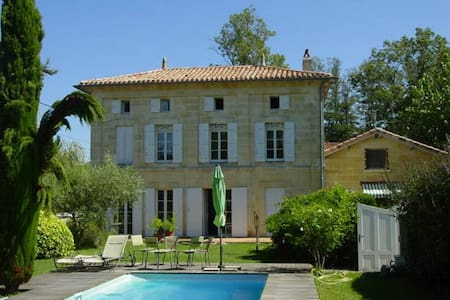 Cosy and quiet room near St Emilion - Bed & Breakfast