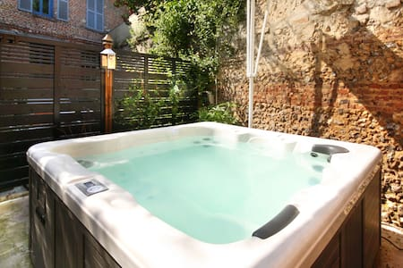 The SPA'ppart, 37° C in Normandy - Apartment