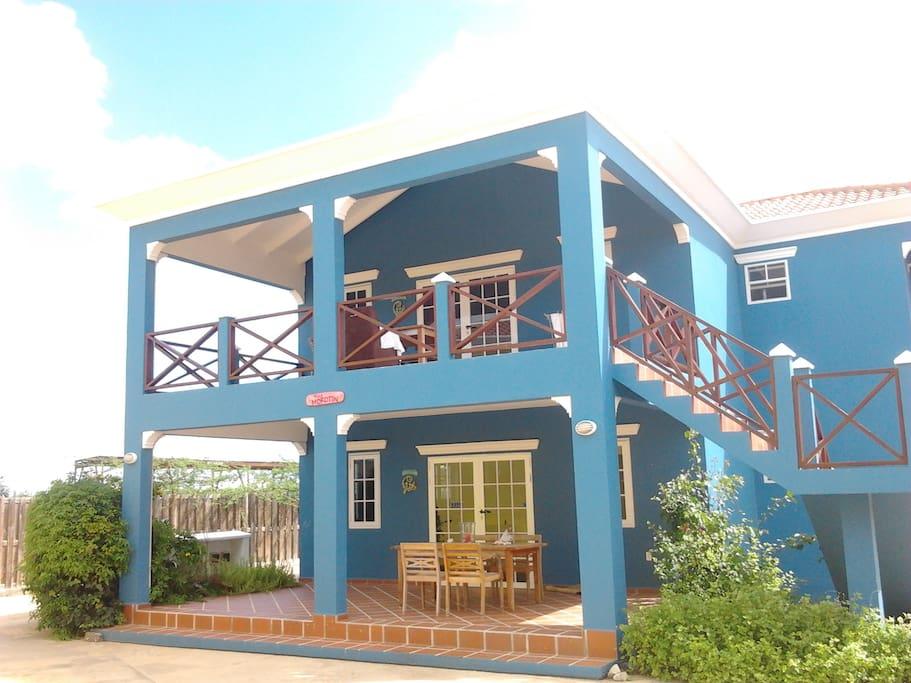 Villa Morotin, lots of sunshine on Bonaire