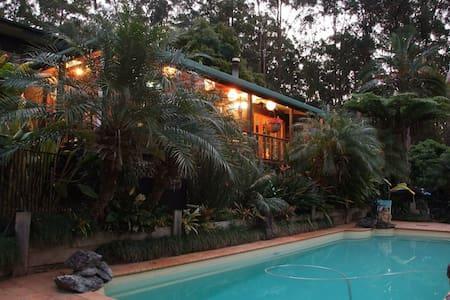 Yarralen Retreat 40acre paradise 1 - House