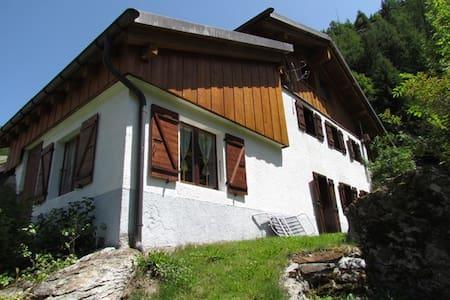 Chalet Le Rocher, région Mont-Blanc - Lomamökki