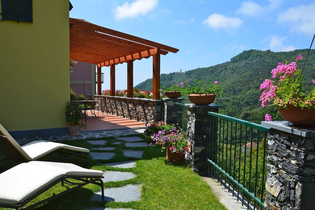 Villa Limoni+Room Luna near 5 Terre