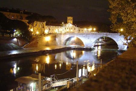 Central Rome - Trastevere by foot