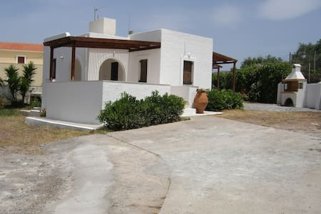 Beach House - Sitia - Agia Fotia - House
