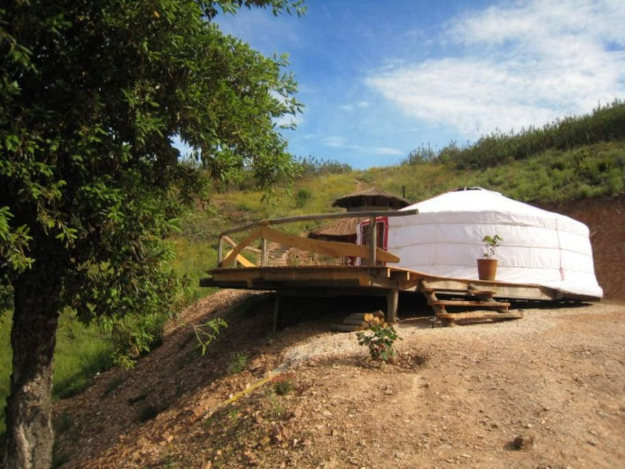 Eco-Lodge Brejeira Yurt