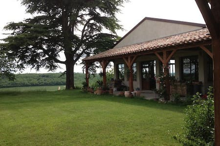 Bed and breakfast du Lauragais II - Bed & Breakfast