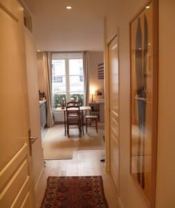 Calm, charming -St Germain des Près - Paris - Apartment