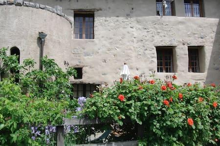 Large Village House, Avançon GAP 05 - Dom
