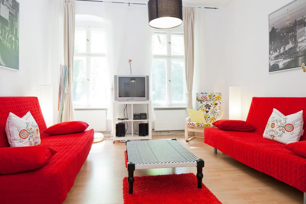BIG APARTMENT IN MITTE! CENTRAL! 9