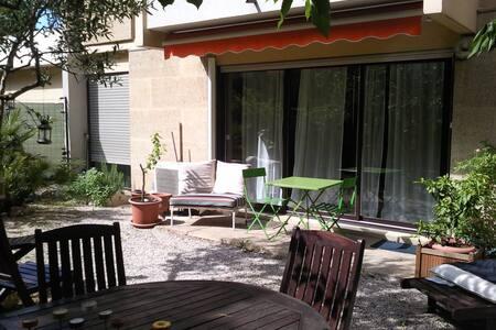 T4 TOUT CONFORT AVEC JARDIN PRIVE - Aix-en-Provence - Apartment