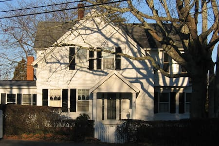 Private Suite in Edgartown Center - Edgartown - Bed & Breakfast