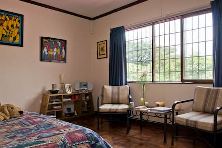 Great & peaceful room near downtown - Escazu - House
