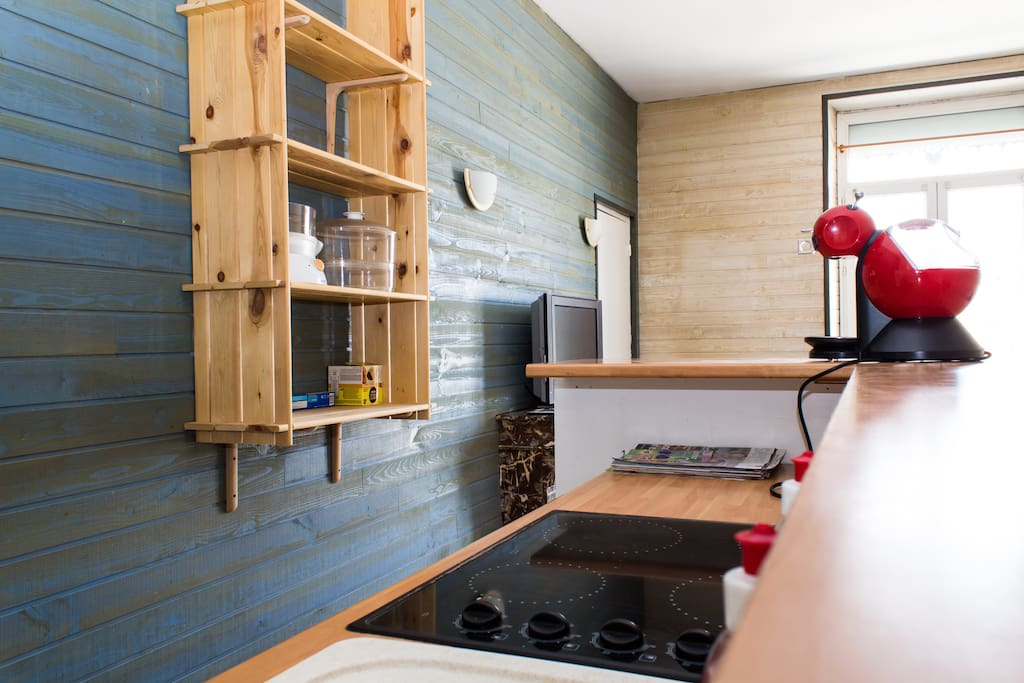 Kitchen Aera/La cuisine