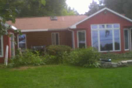 Crooked Wood Cottage - Green Bay - Dom