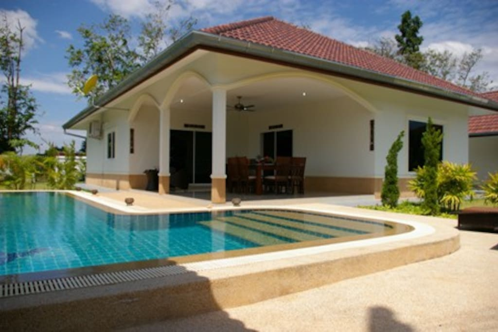 Thailand House With Swimming Pool Houses For Rent In Phe