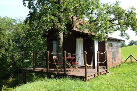 Cabane de Verdure - Saint-Marcel-de-Félines - Cabin