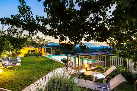 "Villa Kleanthi, ""Away From It all""! - Rethymno"