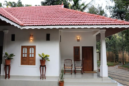 Stay at furnished Room within a serene Environment - Kalpetta - 别墅