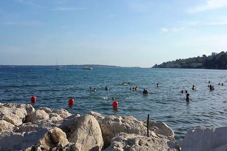 Studio port de Golfe-Juan à 10 min de Cannes - Apartment