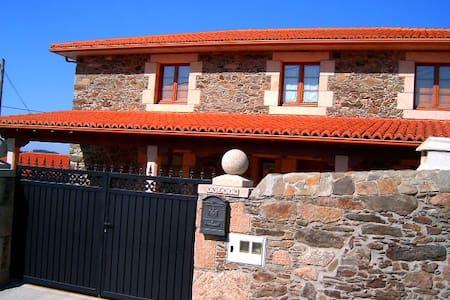 Casa rural moderna y funcional - Oza dos Ríos - Haus