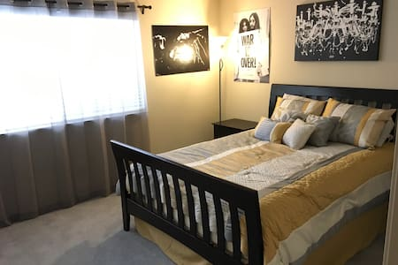 Single bedroom in clean home - Antioch - House