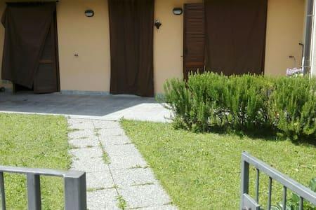 Accogliente appartamento nel verde - Caglio - Wohnung