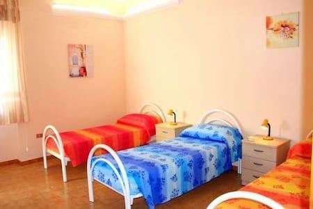 Appartamento n. 2 vicino Gallipoli - Melissano